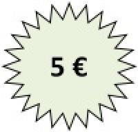 Gutschein über 5 Euro